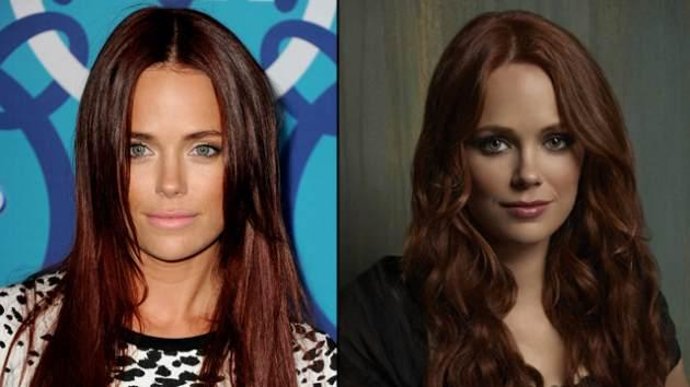 Katia Winter from 'Sleepy Hollow' -- Getty Images
