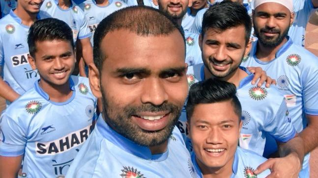 PR Sreejesh had sustained a knee injury eight months ago and in his injury lay-off, youngsters like Akash Chitke and Suraj Karkera stepped up their game.