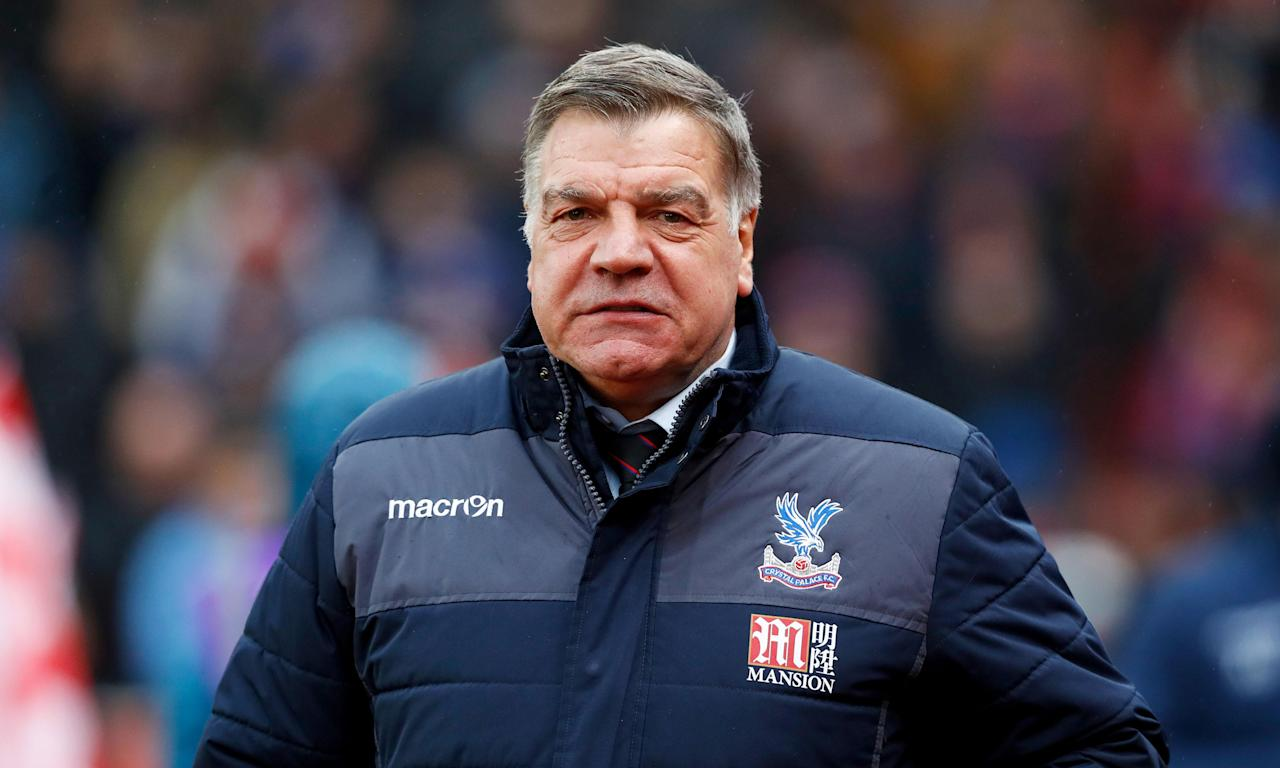 Sam Allardyce quits Crystal Palace and 'has no ambitions to take another job'