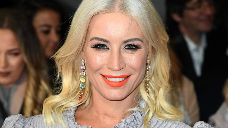 Denise Van Outen reveals the true story behind one of her favourite Instagram photos (Getty)