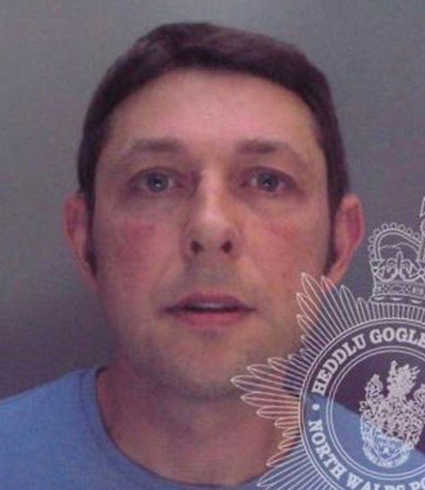 Ben Thomas admitted 40 sex offences (Picture: Police)