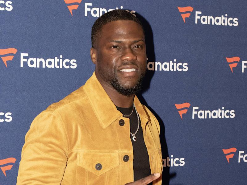 Kevin Hart able to walk following car accident - report