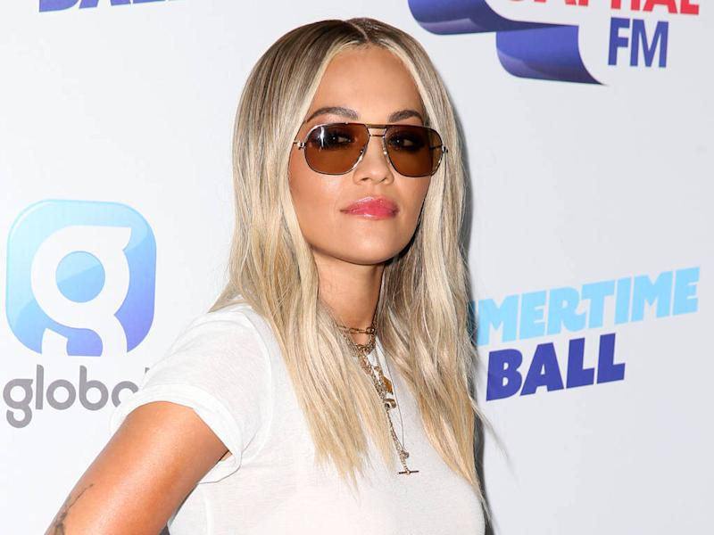 Rita Ora sees people as 'faceless and genderless' when it comes to love