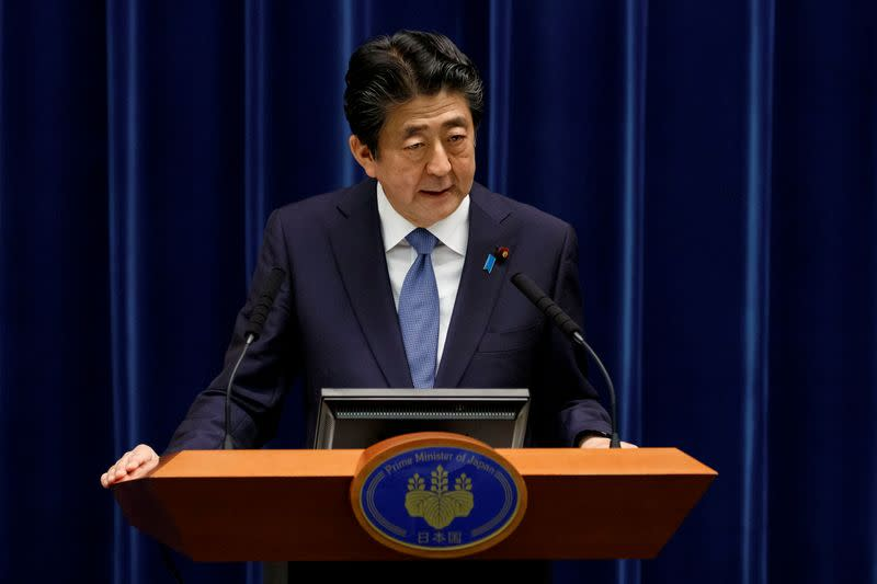 Japan's Shinzo Abe likely to stay on as premier, close ally says