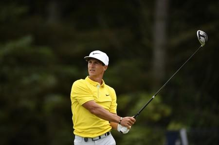 Golfer Thorbjorn Olesen accused of molesting passenger on flight, urinating in aisle