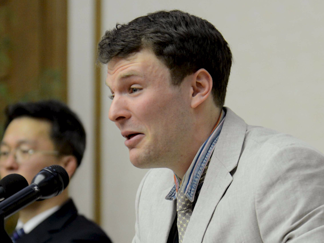 22-year-old U.S.  student Otto Warmbier dies after leaving North Korea