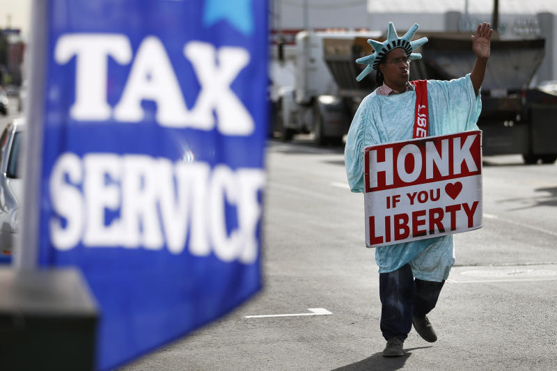Poll: 87 percent say never OK to cheat on taxes