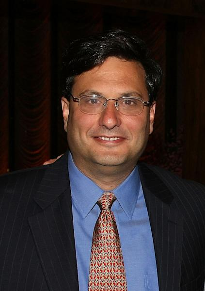 Ron Klain is pictured on May 13, 2008 in New York (AFP Photo/Andrew H. Walker)