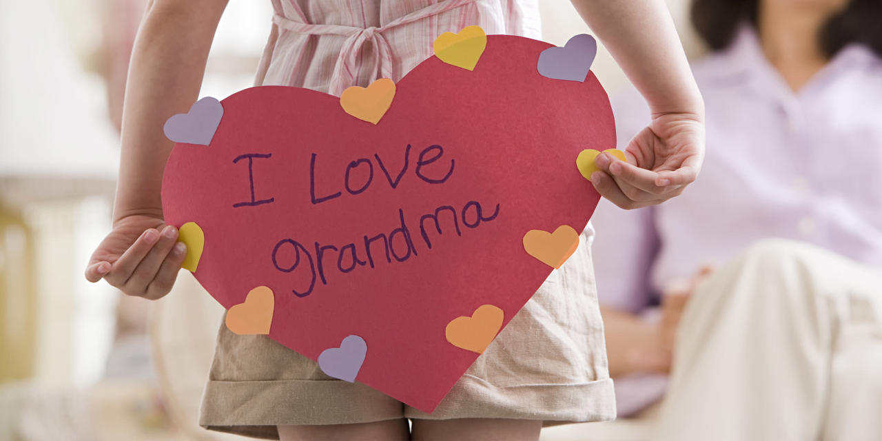 36 heartwarming gifts to make Grandma feel special on Mother's Day