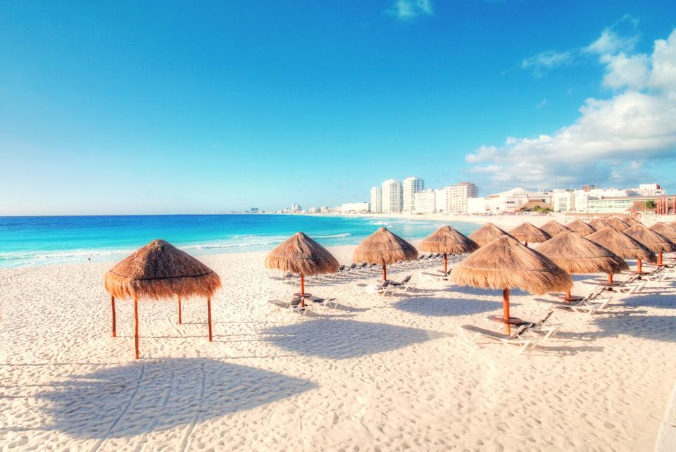 Holidays in Cancún will be cheaper than ever - getty