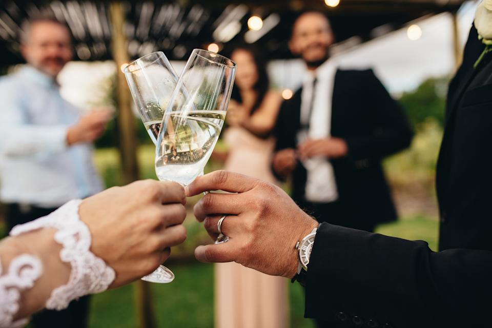 """Many Reddit users called the bride """"selfish"""" and """"entitled"""". Photo: Getty"""