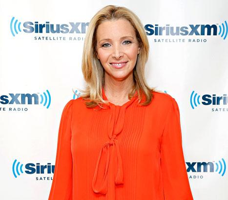 "Lisa Kudrow: I Got ""Life Altering"" Nose Job at Age 16, Was ""Hideous"" Before"