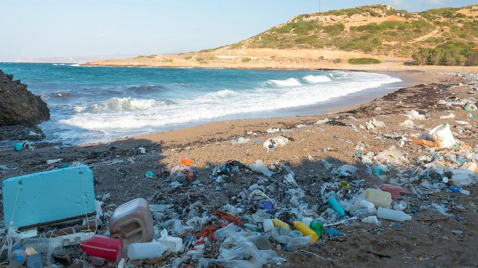 Contrary to popular belief, plastic is not the biggest source of ocean trash. Source: File/Getty