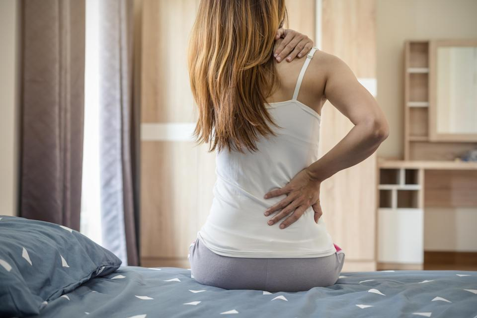 The 8 best products for back pain relief (Photo: Getty)