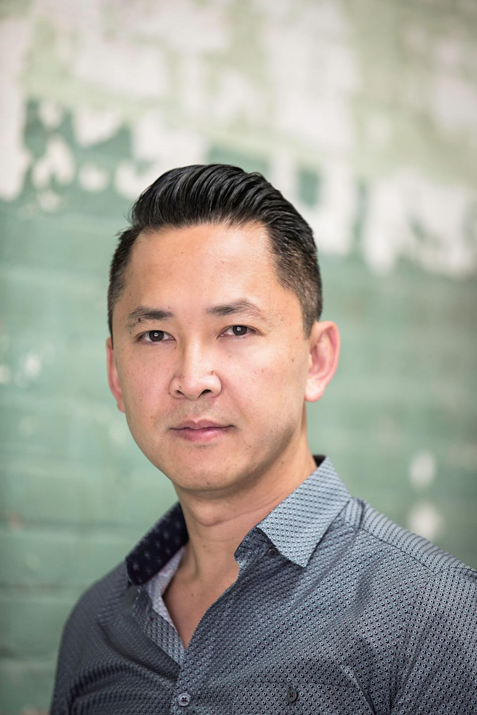 Author Viet Thanh Nguyen.