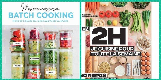 Le batch-cooking, une réponse simple au fléau des aliments ultra-transformés.