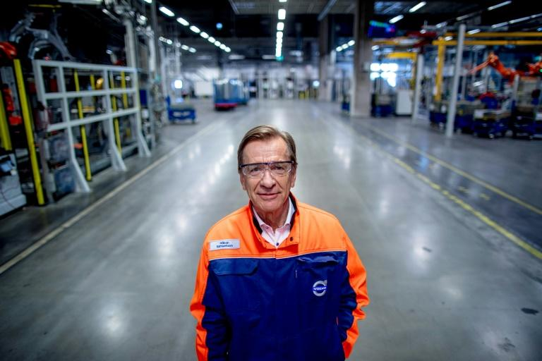 Swedish firms have suffered as supply chains collapsed and export markets dried up (AFP Photo/Adam IHSE)