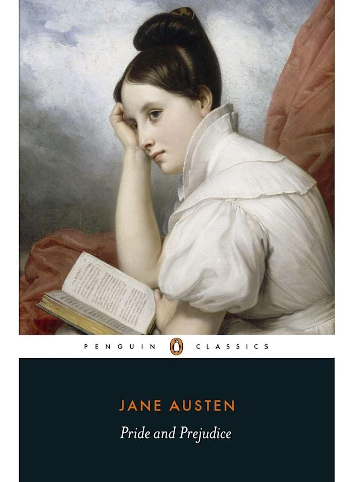 """<p><product href=""""https://www.amazon.com/Pride-Prejudice-Jane-Austen/dp/0141439513/ref=sr_1_5?crid=3R2DITA36TKVB&amp;dchild=1&amp;keywords=pride+and+prejudice+book&amp;qid=1598563720&amp;sprefix=pride+and+%2Caps%2C232&amp;sr=8-5"""" target=""""_blank"""" class=""""ga-track"""" data-ga-category=""""internal click"""" data-ga-label=""""https://www.amazon.com/Pride-Prejudice-Jane-Austen/dp/0141439513/ref=sr_1_5?crid=3R2DITA36TKVB&amp;dchild=1&amp;keywords=pride+and+prejudice+book&amp;qid=1598563720&amp;sprefix=pride+and+%2Caps%2C232&amp;sr=8-5"""" data-ga-action=""""body text link""""><b>Pride and Prejudice</b></product> ($9) by Jane Austen is my take on a fun, light read. It's just so good. The story never fails, the characters are so vivid, and it's a novel that will keep you excited, even if you've read it a million times (like me).</p>"""