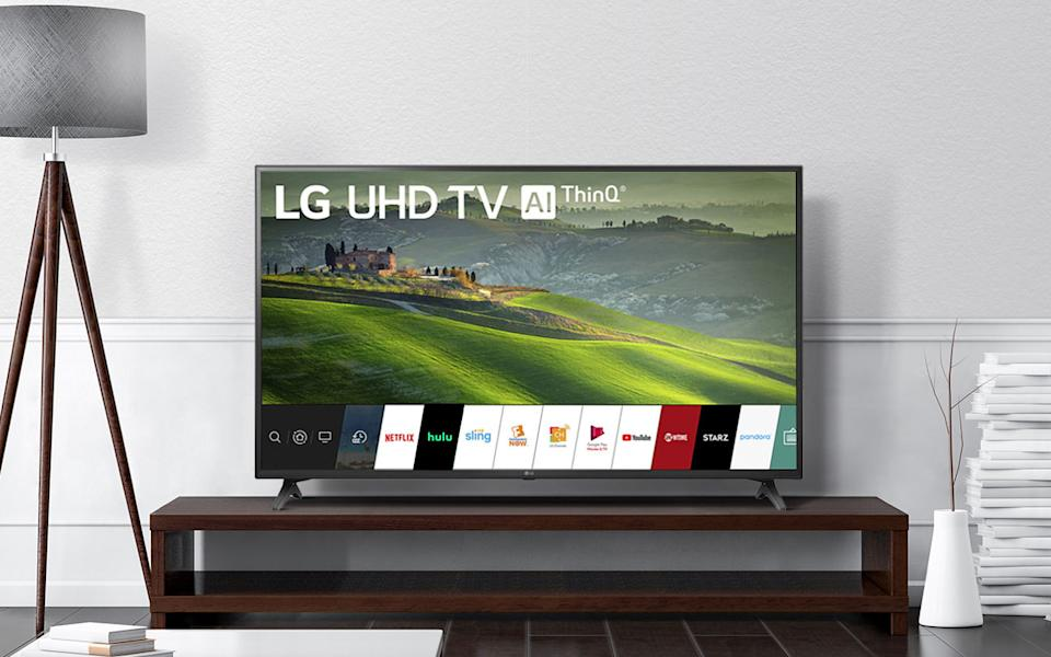 Upgrade your TV and save $370. (Photo: Target)