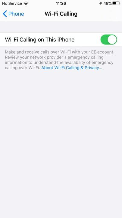 wi fi calling guide ios 3 how to