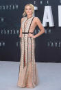 <h2>In Miu Miu</h2> <p>At the<em> Legend of Tarzan</em> premiere in London, 2016</p> <h4>Getty Images</h4>