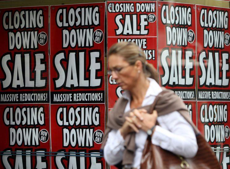 The UK economy will be suffering for months, experts warn (Cate Gillon/Getty Images)