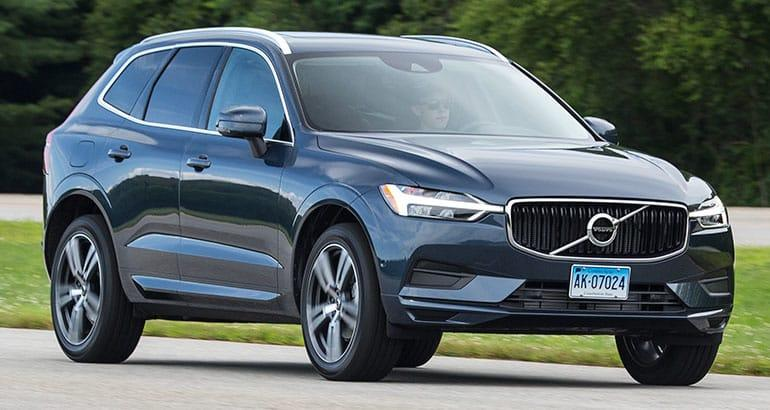 2018 Volvo Xc60 Suv Dazzles With Features Interior Room