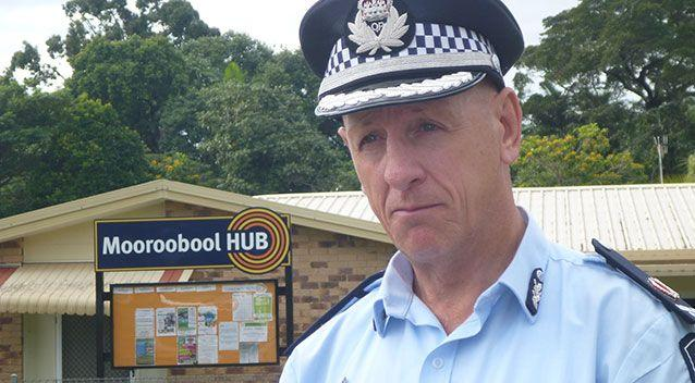 Assistant Commissioner Paul Taylor has been stood down pending investigations into the incident. Picture: Queensland Police
