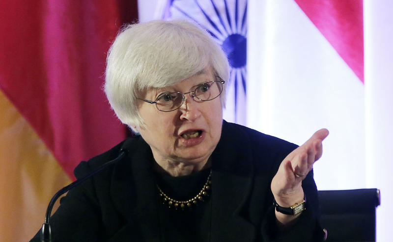 More than 350 economists back Yellen for Fed chair