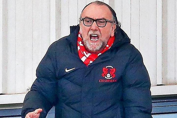 Fans have called for chairman Francesco Becchetti to invest to save the club from financial ruin: Getty Images