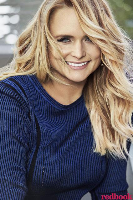 Miranda Lambert in Redbook