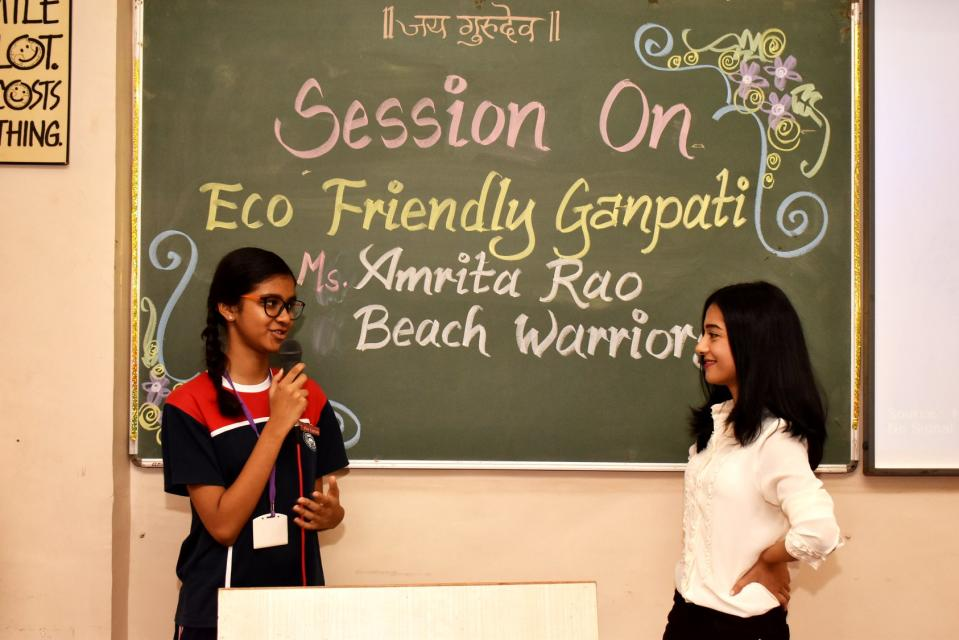 These days, Amrita, if not working in any movies, keeps herself occupied by working for the cause of environment and encouraging others likewise. She was spotted promoting eco-friendly Ganapati during Ganesh Chaturthi this year and was an active participant, alongside Bollywood celebs like Raveena Tandon, in the beach clean-up drive last month.