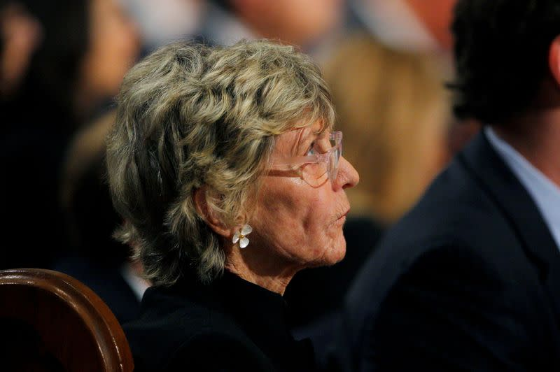 Jean Kennedy Smith, last surviving sibling of JFK, is dead at 92