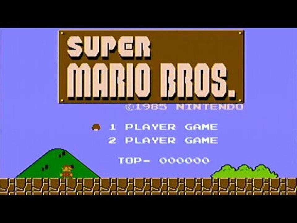 <p>There is no franchise bigger than <em>Super Mario Bros.</em>, and this was the big console debut. Mario and his brother Luigi traveled through the Mushroom Kingdom, killing as many turtles and goombas as possible and to save Princess Toadstool from Bowser's castle—except she was never in the castle until the final level. It's enough to make a plumber want to break through the ceiling in the first dungeon and just warp on over to the fourth level.</p>