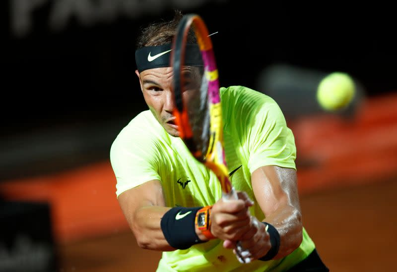 Nadal faces tough path to French final, Wawrinka takes on Murray in round one