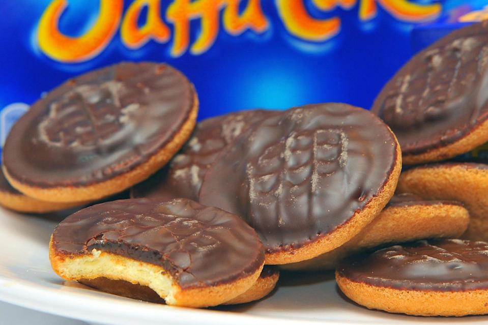 McVitie's successfully appealed against a ruling which said Jaffa Cakes were biscuits (PA Archive/PA Images)