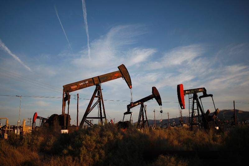 The United States expanded its lead as the world's largest producer of oil and natural gas last year as output from fracking fields surged, the US Department of Energy reported Tuesday