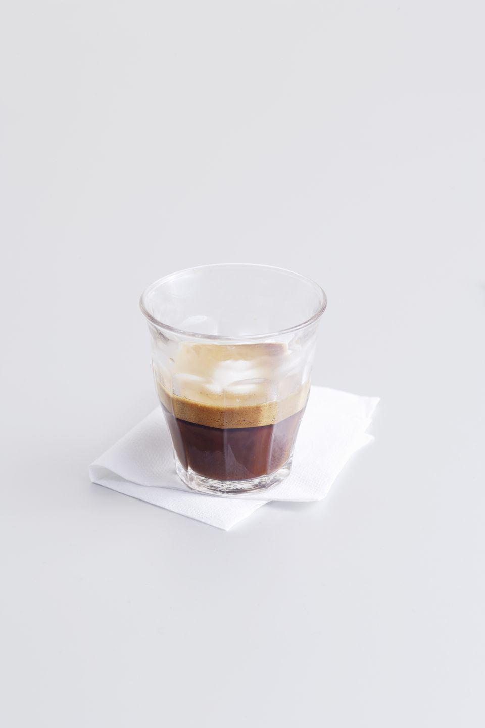 "<p>This small Italian drink is designed to be consumed in the afternoon, a counterpoint to the morning cappuccino. The name roughly translates to ""marked"" or ""stained,"" which refers to the dollop of milk foam right in the center of the beverage. </p><p><strong>Pro tip: </strong>This is the most espresso-forward of the Italian coffee drinks topped with milk.<br></p><p><em><a href=""https://go.redirectingat.com?id=74968X1596630&url=https%3A%2F%2Fwww.illy.com%2Fen-us%2Fcoffee%2Fcoffee-recipes%2Fmacchiato&sref=https%3A%2F%2Fwww.goodhousekeeping.com%2Ffood-recipes%2Fg35012036%2Fbest-coffee-recipes%2F"" rel=""nofollow noopener"" target=""_blank"" data-ylk=""slk:Get the recipe for Macchiato from Illy »"" class=""link rapid-noclick-resp"">Get the recipe for Macchiato from Illy » </a></em></p>"