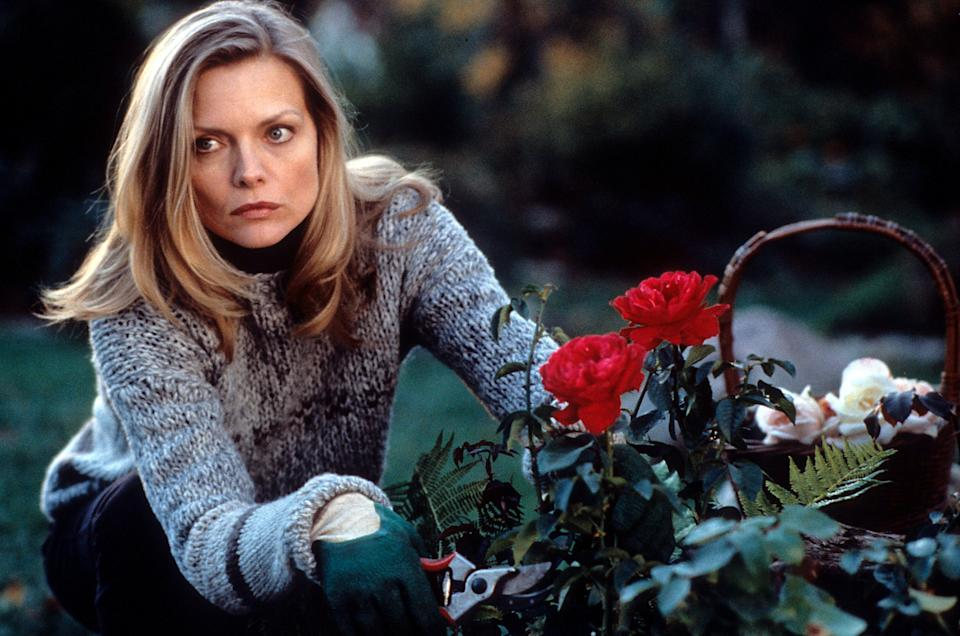 """Michelle Pfeiffer in """"What Lies Beneath."""" (Photo: Archive Photos via Getty Images)"""