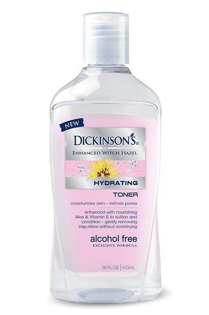 <p&gtThose of you who love Dickinson's original alcohol-free toner will adore the brand's newest launch, which throws aloe vera and vitamin E into the mix. Dickinson's Hydrating Toner, $5.97, available at <a href=