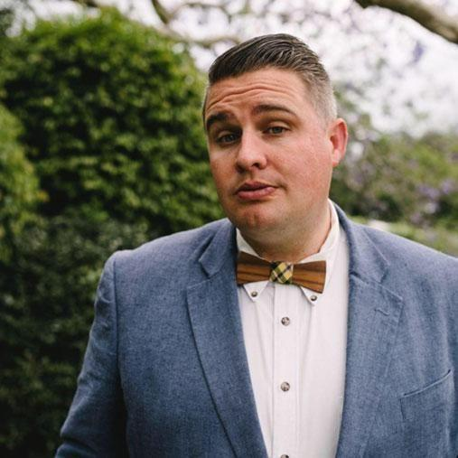 Marriage celebrant Josh Withers shares his tips for planning the ultimate wedding. Photo: Facebook