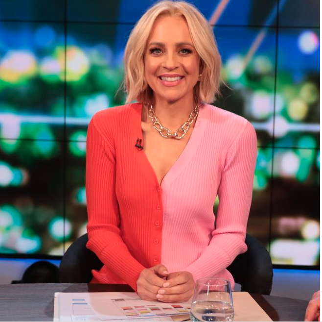 Photo: Instagram/Carrie Bickmore