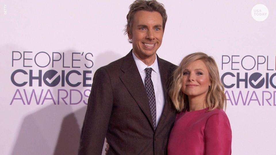 Kristen Bell shared how her husband Dax Shepard has helped her navigate mental health struggles prompted by the COVID-19 pandemic.