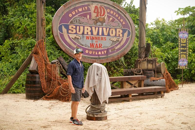 EW Survivor: Winners at War sweepstakes official rules