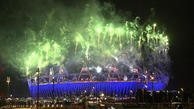 The London 2012 Paralympics began Wednesday with a vibrant opening ceremony led by Stephen Hawking that paid tribute to human endeavour, enlightenment and the quest to understand the universe.