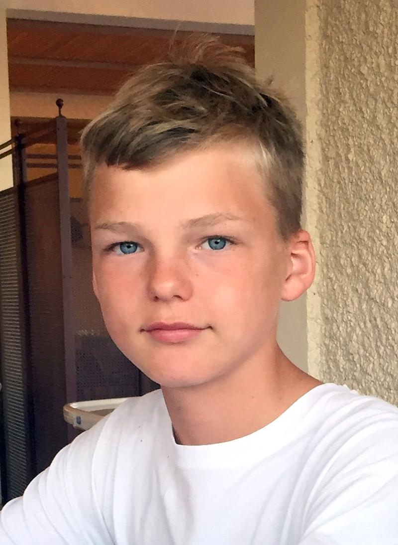 Alexander Worth, 13, was killed (Picture: PA)