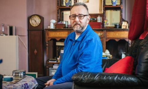 'Becoming a carer for my father has been financially disastrous'