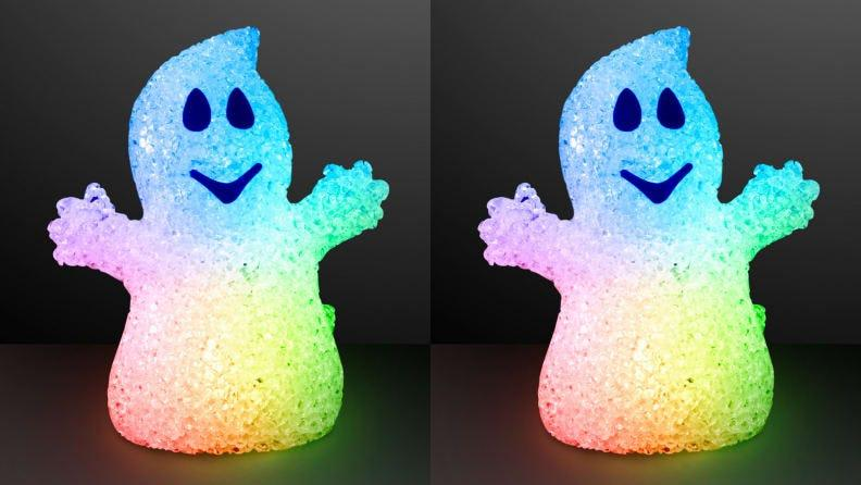 This ghost is honestly just happy to be here.