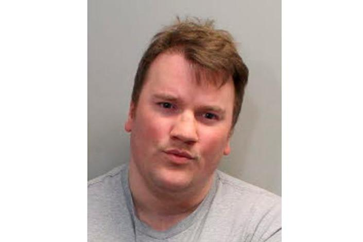 This undated photo provided by Leon County Sheriff's Office shows Scott Paul Beierle. Two people were shot to death and five others wounded at a yoga studio in Tallahassee, Fla. on Nov 3. 2018, by Beierle, a gunman who then killed himself, authorities said.