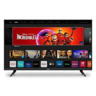 <p><span>Vizio D-Series 32' Class HD LED Smart TV</span> ($130, originally $170)</p>